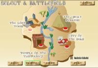 埃及方块守城